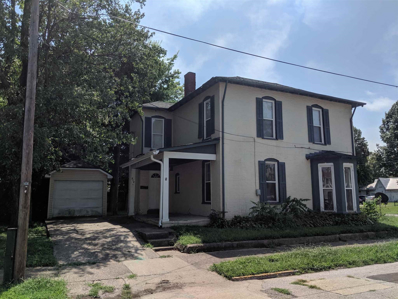 232 S 4TH Street, Vincennes, IN 47591 - #: 201919154