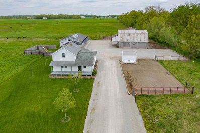 18690 Chaney Road, Spencerville, IN 46788 - #: 201919500