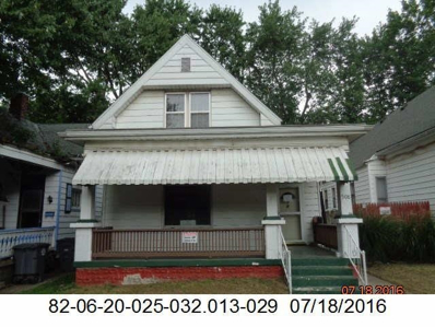 508 E Michigan Street, Evansville, IN 47711 - #: 201919721