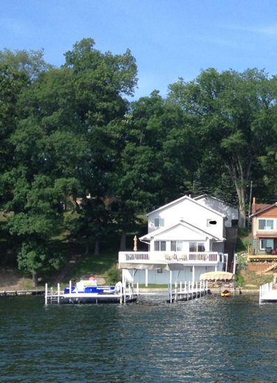 75 Ln 460 Jimmerson Lake, Fremont, IN 46737 - #: 201919882