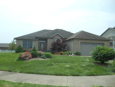 3751 Sandstone Court, Evansville, IN 47711 - #: 201920487