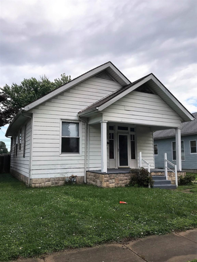 1912 E Michigan Street, Evansville, IN 47711 - #: 201920739