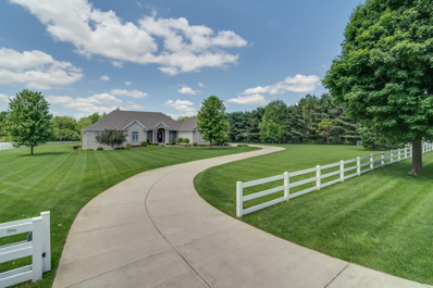 50905 Fox Trail, Granger, IN 46530 - #: 201920776