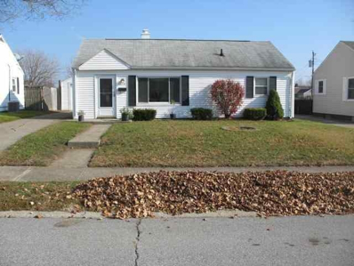 1618 N Illinois Street, South Bend, IN 46628 - #: 201920976