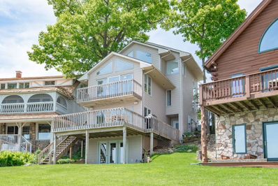 1106 S Clear Lake Drive, Fremont, IN 46737 - #: 201921047