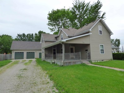 654 Washington Avenue, Frankfort, IN 46041 - #: 201921053