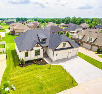 5105 Bombay Circle, Evansville, IN 47725 - #: 201921483