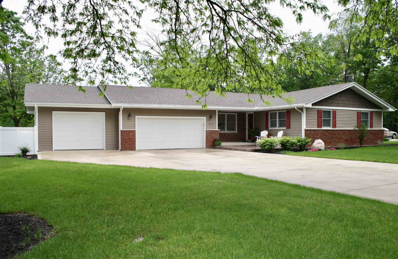 605 Hickory Lane, Ossian, IN 46777 - #: 201921596