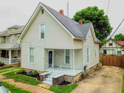 1216 Lincoln, New Castle, IN 47362 - #: 201921633