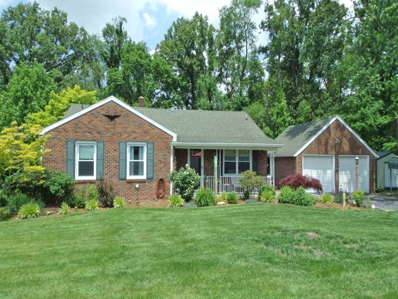 1618 Canbro Drive, Vincennes, IN 47591 - #: 201921808