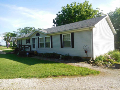 1301 S Martinsburg Road, Salem, IN 47167 - #: 201921974