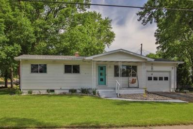 406 E Fisher Street, Monticello, IN 47960 - #: 201923746