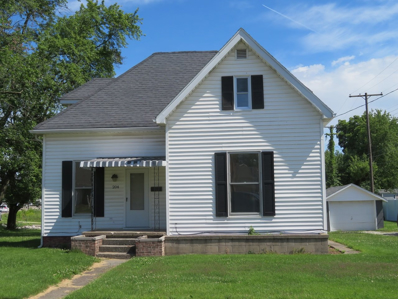 204 Vincennes Avenue, Loogootee, IN 47553 - #: 201924444