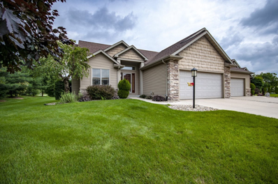 3902 Timberstone Drive, Elkhart, IN 46514 - #: 201924963