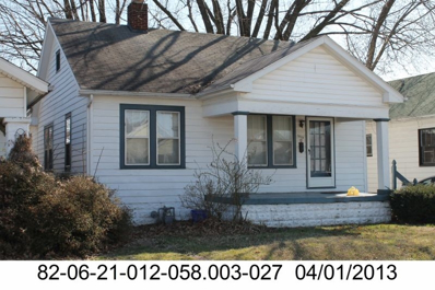 1619 E Indiana Street, Evansville, IN 47711 - #: 201925457