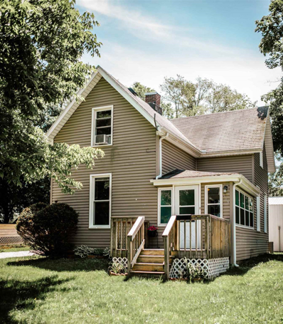 518 Webster Avenue, Plymouth, IN 46563 - #: 201925524
