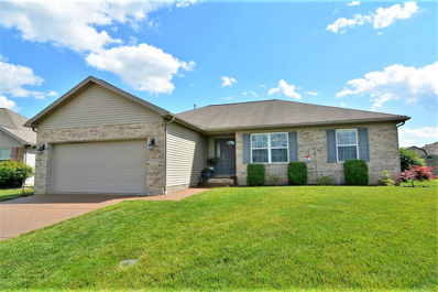 3707 Canyon Rock Court, Evansville, IN 47711 - #: 201925556