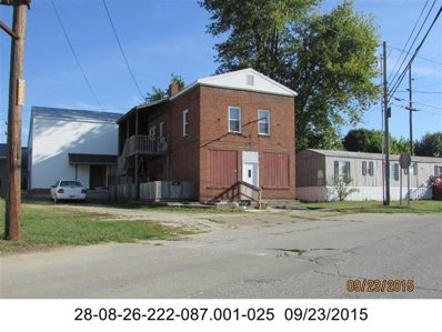 140 Mill, Bloomfield, IN 47424 - #: 201925739