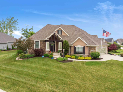 14684 Sandstone Drive, Fort Wayne, IN 46814 - #: 201926066