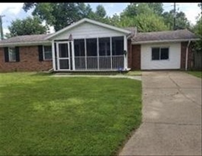 1925 Coker Avenue, Evansville, IN 47714 - #: 201926313