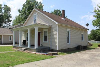 105 S Willard Street, Fort Branch, IN 47648 - #: 201926715