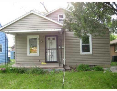 817 Huey Street, South Bend, IN 46628 - #: 201927556