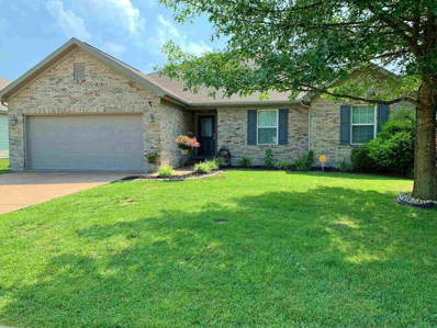 12303 Wayland Court, Evansville, IN 47725 - #: 201927619