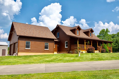 890 Bailey Scales Road, Bedford, IN 47421 - #: 201927947