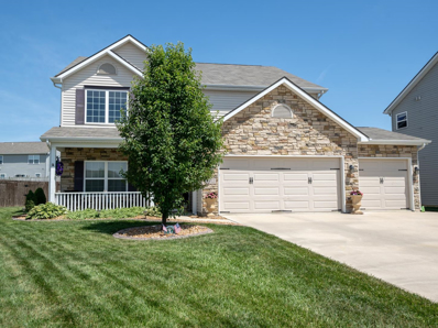 4922 Mount Sinyala Crossover Place, Fort Wayne, IN 46808 - #: 201928379