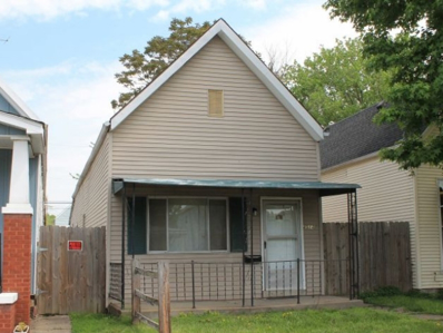 2513 W Illinois Street, Evansville, IN 47712 - #: 201928460