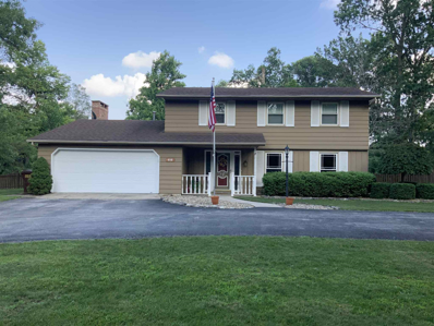 616 Hickory Lane, Ossian, IN 46777 - #: 201928565