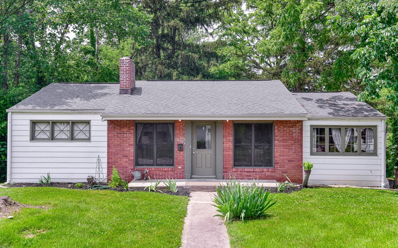 602 S Mitchell Street, Bloomington, IN 47401 - #: 201928650