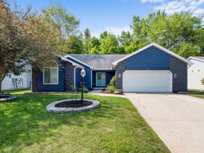 925 Woodland Springs Place, Fort Wayne, IN 46825 - #: 201928837