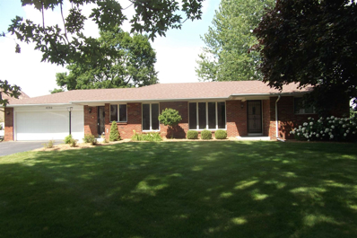 4290 E Bellefountaine Road, Hamilton, IN 46742 - #: 201929526