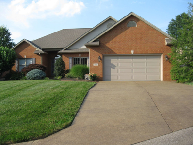 2606 Marott Court, Evansville, IN 47711 - #: 201929655