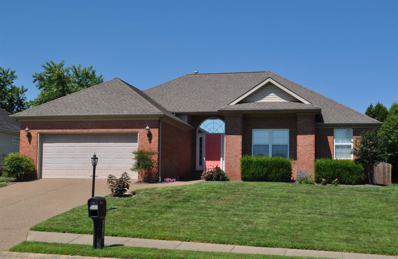12142 Wayland Court, Evansville, IN 47725 - #: 201929793
