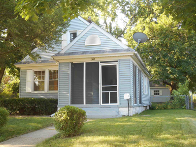 518 E Victoria Street, South Bend, IN 46614 - #: 201929908