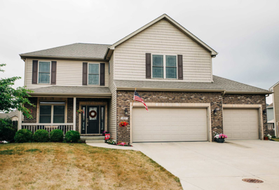 6081 Buchanan Drive, West Lafayette, IN 47906 - #: 201930231