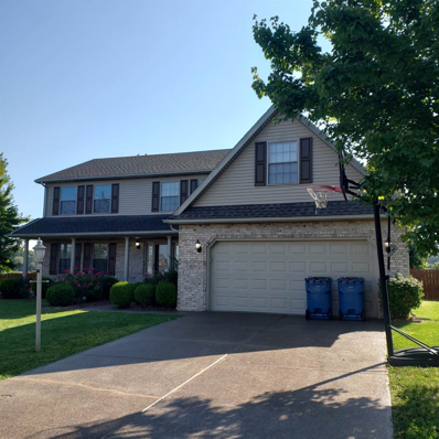 15401 Averitt Drive, Evansville, IN 47725 - #: 201930871