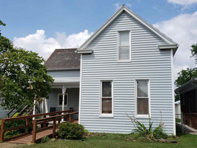 629 12TH Street, Tell City, IN 47586 - #: 201930946