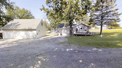 4832 S Northshore Drive, Columbia City, IN 46725 - #: 201931752
