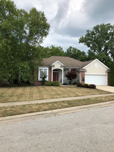 2494 Matchlock Court, West Lafayette, IN 47906 - #: 201932866