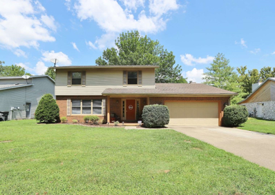 2121 Pineshore Court, Evansville, IN 47711 - #: 201932986