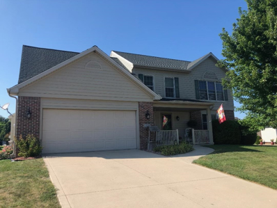 3026 Trappers Cove Drive, Huntington, IN 46750 - #: 201933430