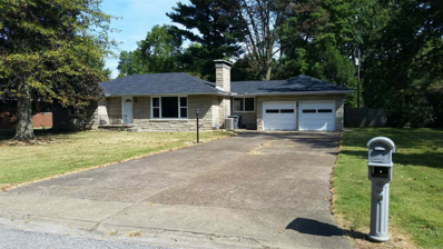 1518 Glenmoor Road, Evansville, IN 47715 - #: 201933457
