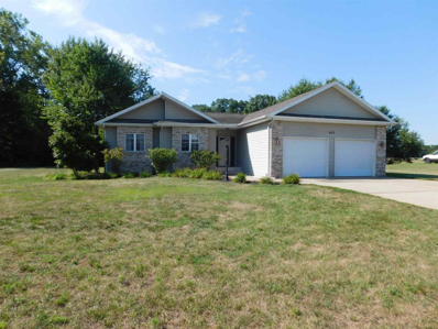 403 W Tanya Avenue, North Webster, IN 46555 - #: 201933628