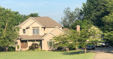 8215 Chapel Hill Drive, Evansville, IN 47712 - #: 201934625