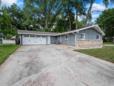 6828 Forest Glen Court, Fort Wayne, IN 46815 - #: 201935383