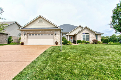 2800 Thornhill Drive, Evansville, IN 47725 - #: 201936593