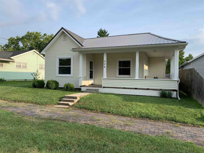 336 W Huntington Street, Montpelier, IN 47359 - #: 201936791